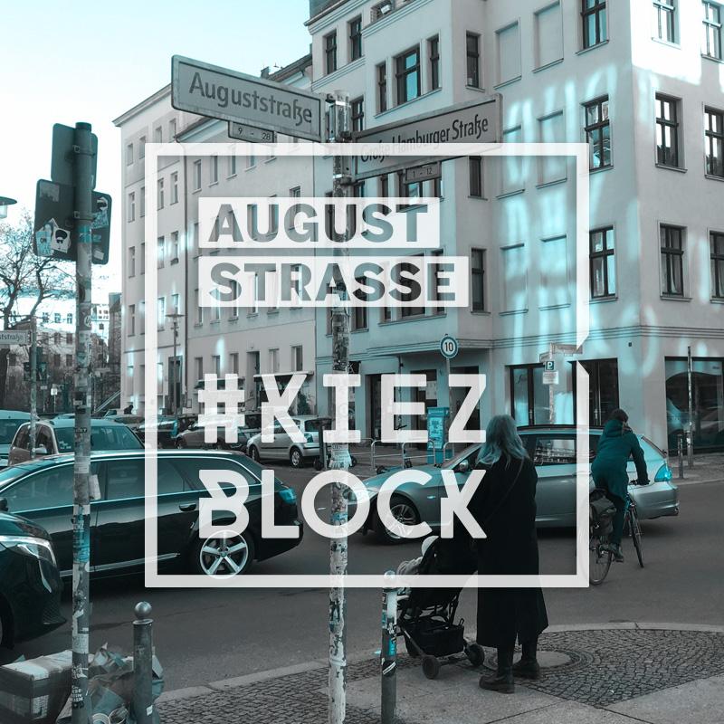 Kiezblock Auguststraße