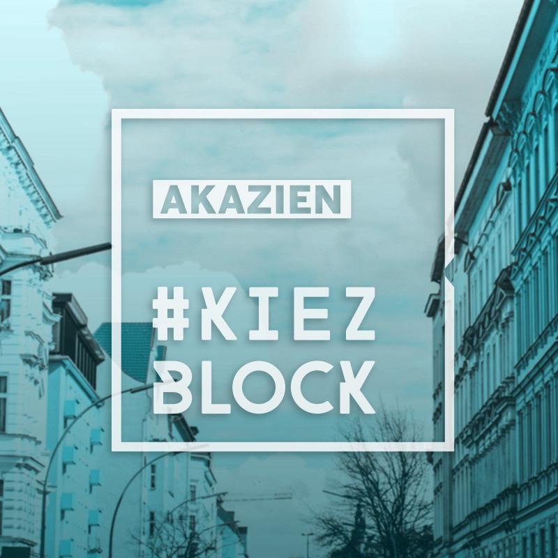 Akazien-Kiezblock