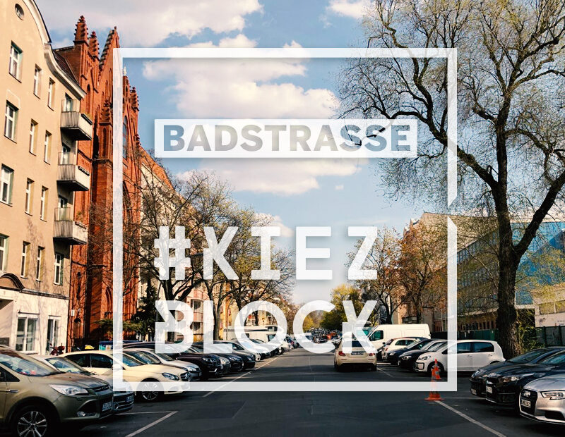 Kiezblock Badstraße