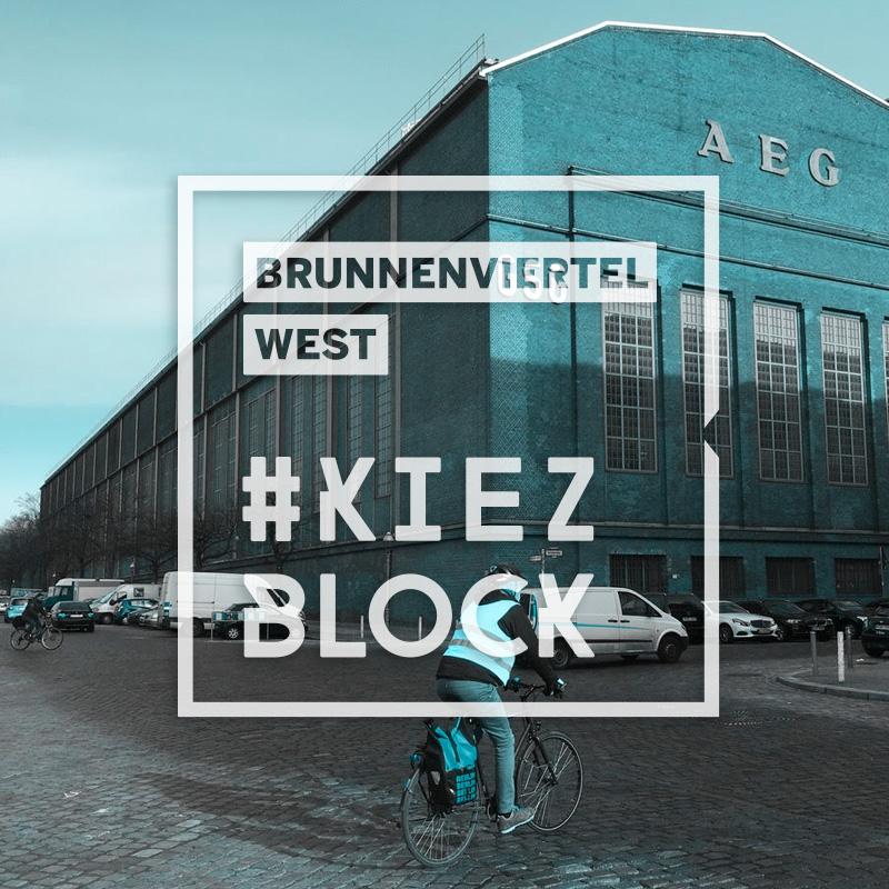 Kiezblock Brunnenviertel-West