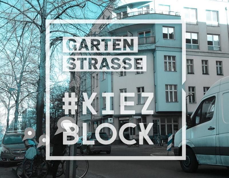 Kiezblock Gartenstraße
