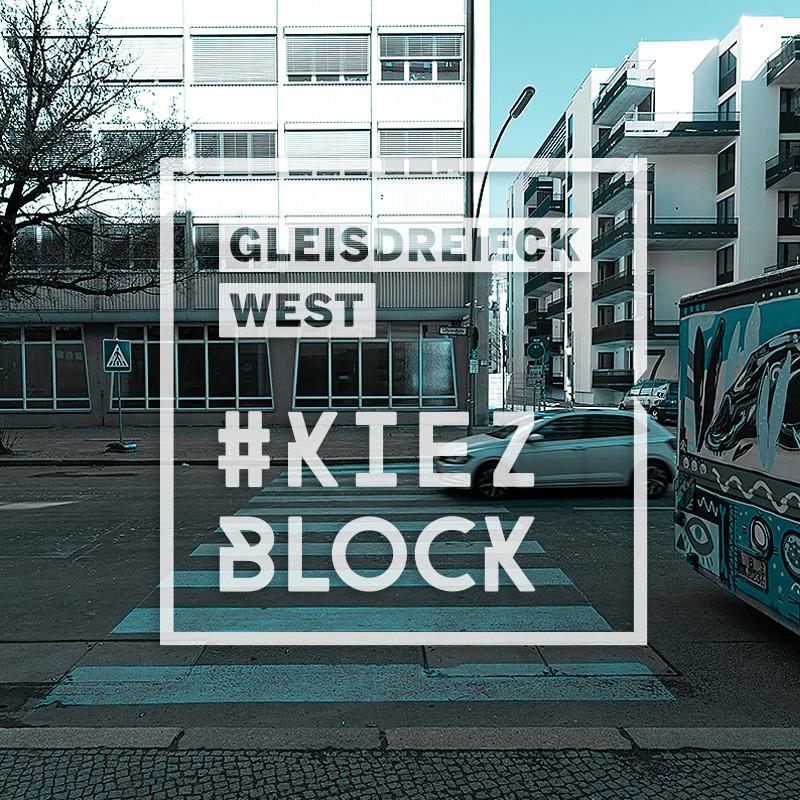 Kiezblock Gleisdreieck-West