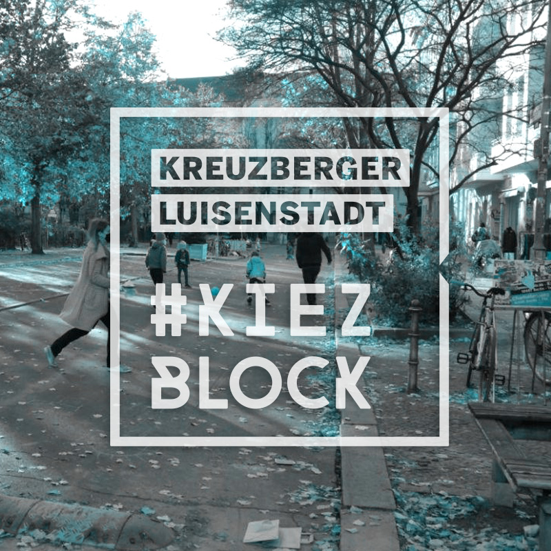 Kreuzberger Luisenstadt-Kiezblock