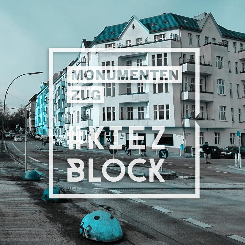 Monumentenzug-Kiezblock
