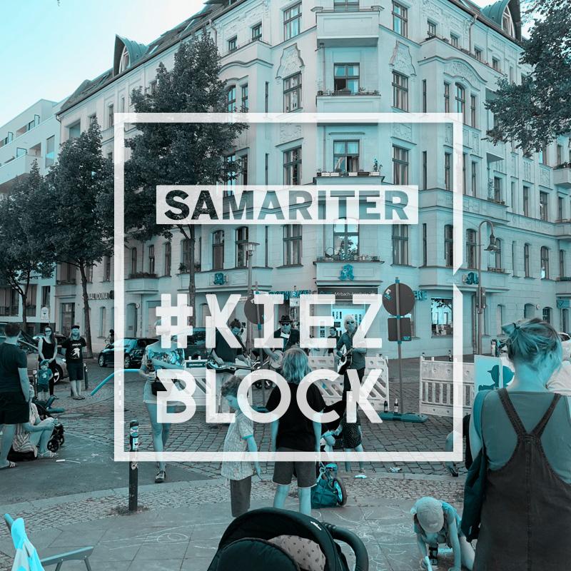 Samariter-Kiezblock