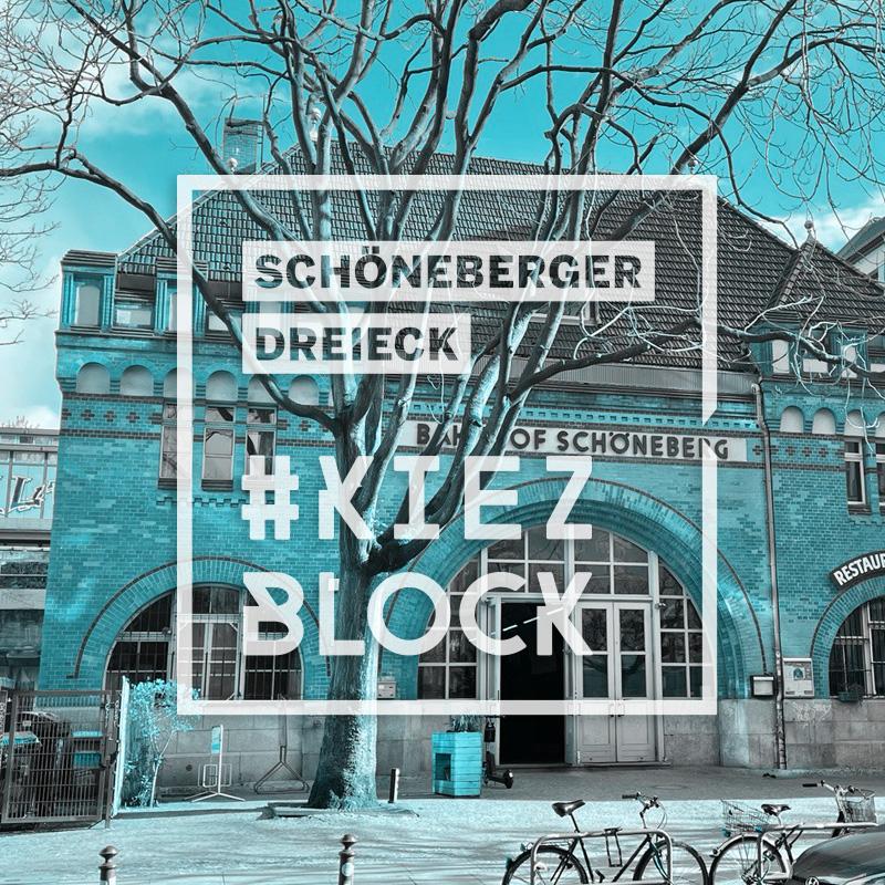 Kiezblock Schöneberger Dreieck