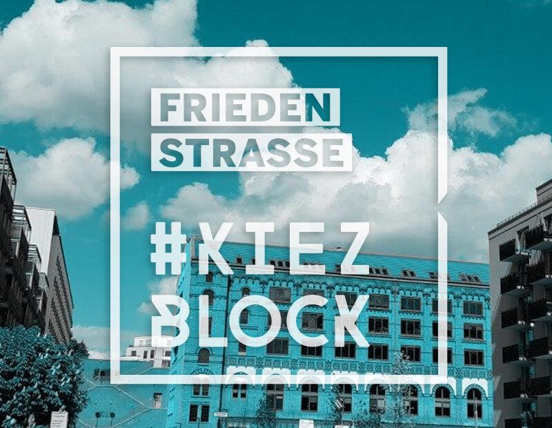 Kiezblock Friedenstraße