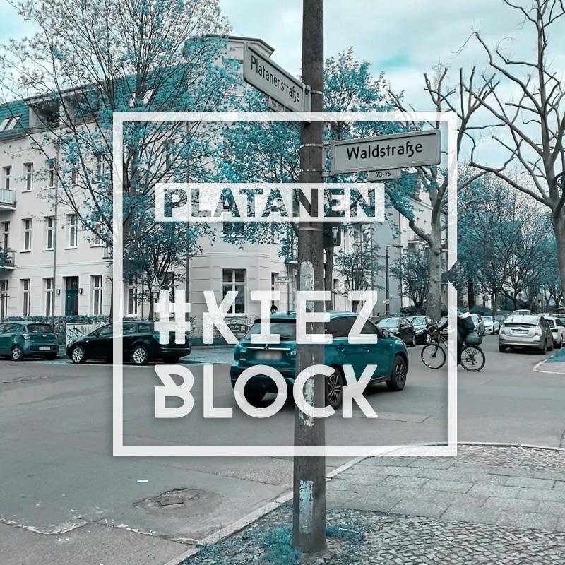Platanen-Kiezblock
