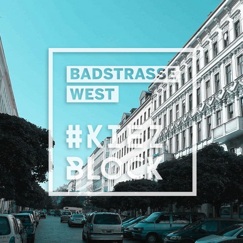 Kiezblock Badstraße-West