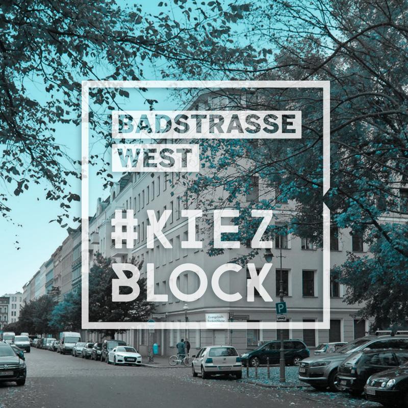 Kiezblock Badstraße West