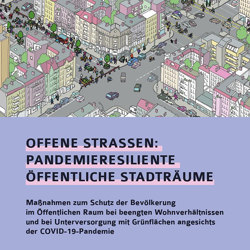 Offene Straßen: von Schneidemesser / Jarass