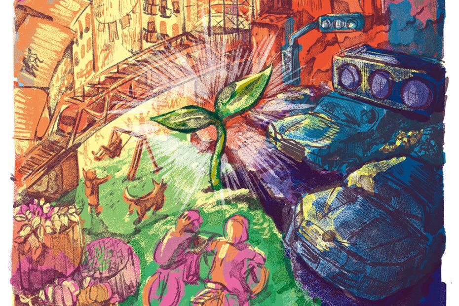 Reclaim the streets – Audiowalk
