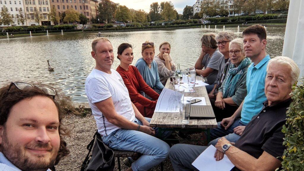 Alte Jakobsstraße und Engelbecken fusionieren zu Nördliche Luisenstadt